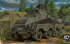 AF35231 Sd.Kfz.231 8-Rad (early type)